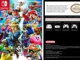 Manual de instrucciones de 'Super Smash Bros. Ultimate'