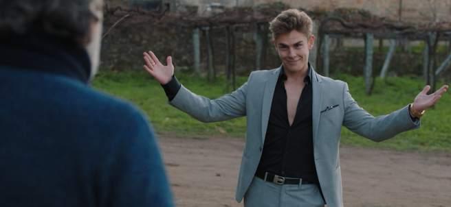 Patrick Criado es Daniel Arteaga, en 'Vivir sin permiso'.
