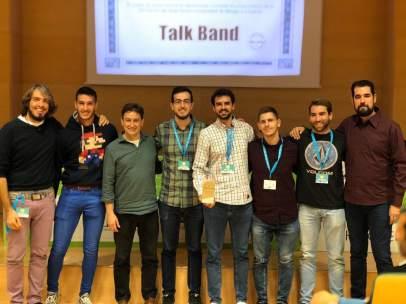 Proyecto talk bank