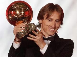 Ganador del balón de oro