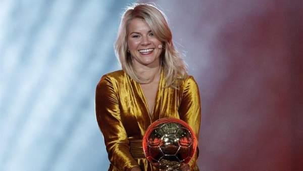 Ada Hegerberg, Balón de Oro