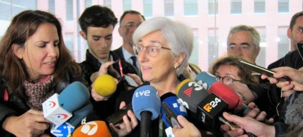 Más de 200 periodistas denuncian ante la Fiscal General del Estado los registros en medios de ...