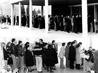 La España que aprobó la Constitución