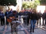 Presentación Actividades Navidad en la Plaza de la Cruz