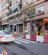 Nuevos carriles bici en València