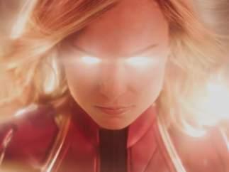 Potente tráiler de Capitana Marvel