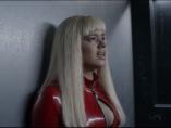 Rosalía en su videoclip 'BAGDAD (Cap.7: Liturgia)'.