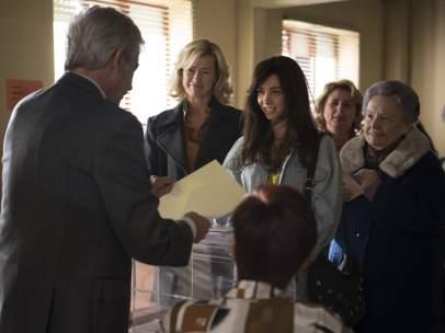 Imagen de la 20ª temporada de 'Cuéntame cómo pasó'.