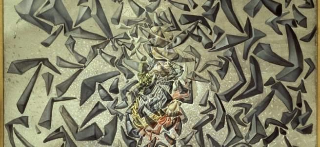 La ascensión de Santa Cecilia, de Salvador Dalí