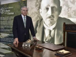 Fundación La Caixa reinvidica la figura de Francesc Moragas en el 150 aniversario del nacimiento de su fundador