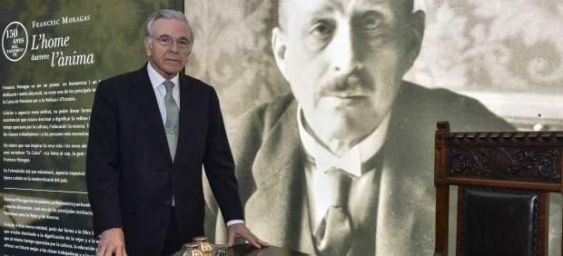 Fundación La Caixa reinvidica la figura de Francesc Moragas en el 150 aniversario del nacimiento ...