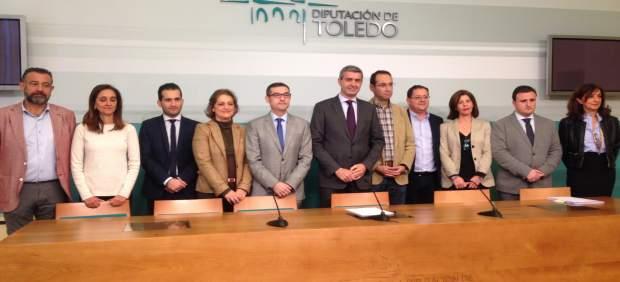 El proyecto de presupuesto para el año 2019  de la Diputación de Toledo
