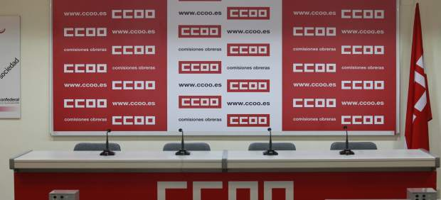 Sede de CCOO, Sala de rueda de prensa de Comisiones Obreras