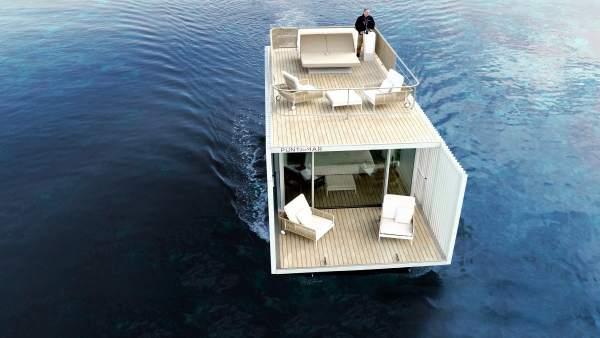 Nace Punta de mar, una startup para cambiar la convivencia con el mar