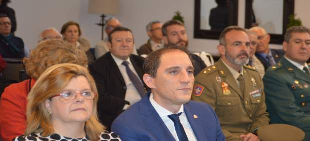 Purificación González y José Crespín