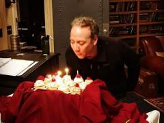 El actor de 'The Big Bang Theory' de cumpleaños