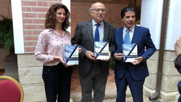 Presentación Agenda de la Comunicación de Málaga 2019