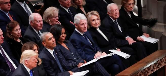 Funeral de Bush