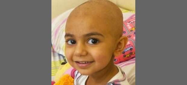 Buscan donantes para una niña con antígeno enferma de cáncer
