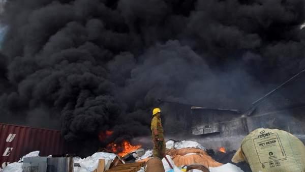 Explosicón en Santo Domingo