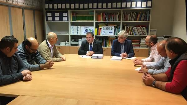 Reunión sobre Alcoa