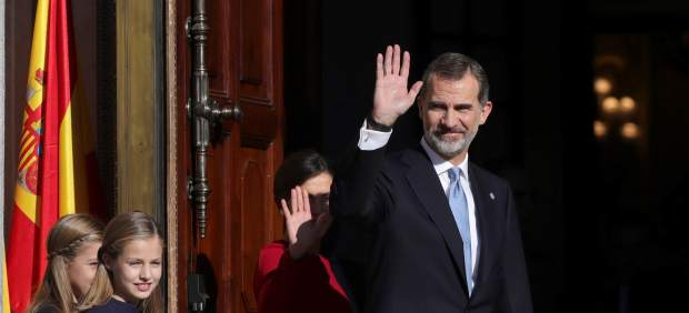 El Congreso aprueba gastar 88.000 euros en un retrato institucional del rey