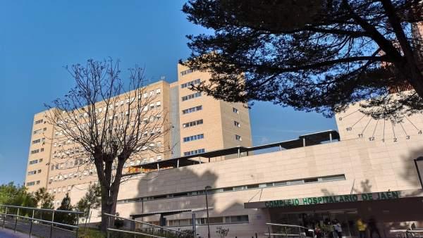 Hospital Médico-Quirúrgico de Jaén.