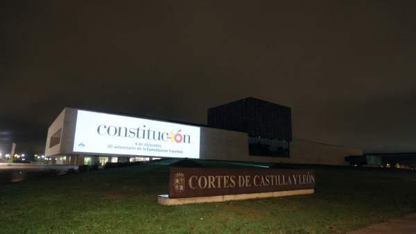 Valladolid. Cortes Constitución