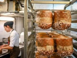 La pastelería Ochiai