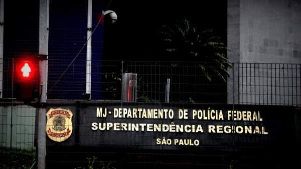 Policía Federal Brasil