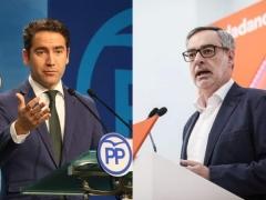 García Egea y Villegas negociarán en Andalucía