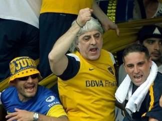 Rafa Di Zeo, líder de la DOCE, los ultras de Boca Juniors