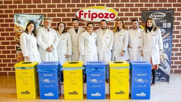 Fripozo colabora con Ecoembes en la recogida selectiva de envases