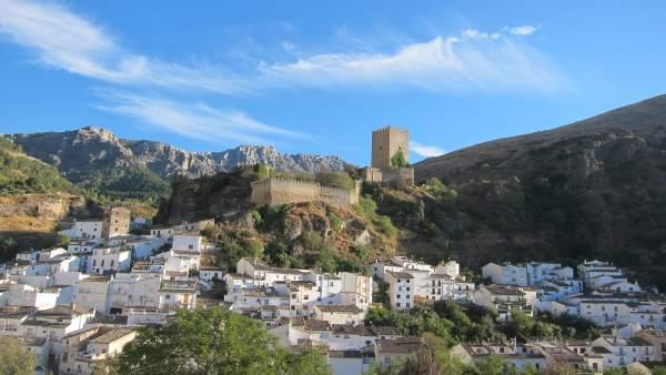 El municipio jiennense de Cazorla.