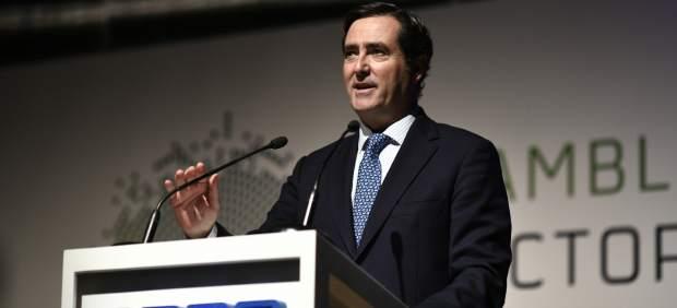 La CEOE rechaza la obigatoriedad de 'fichar' en las empresas y pide eliminar la 'enmienda ...