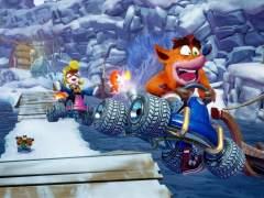 'Crash Team Racing Nitro-Fueled'