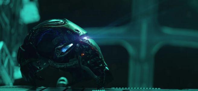 Fotograma del tráiler de 'Vengadores: Endgame'.