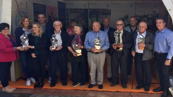 El Gobierno rinde homenaje a los maestros artesanos