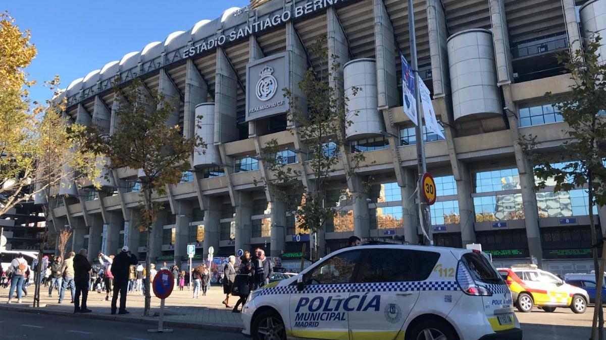 """UGT denuncia las """"pésimas condiciones"""" de los vigilantes de las casas de algunos jugadores del Real Madrid"""