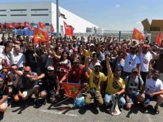 Huelga de trabajadores de Amazon