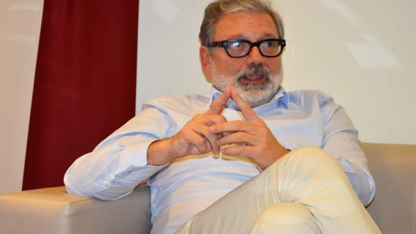 El alcalde de Lleida, Fèlix Larrosa