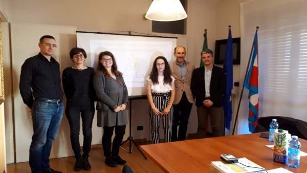 Técnicos del IAF asisten en Italia a la I reunión del proyecto europeo  SocEn