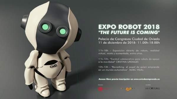 Expo Robot 2018.