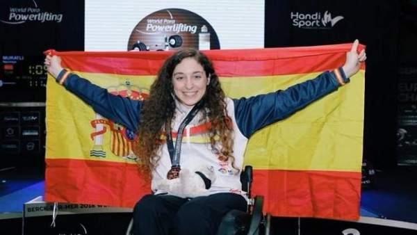 Loida Zabala tras su victoria en Bogotá