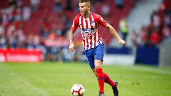 Lucas Hernández, Atlético de Madrid