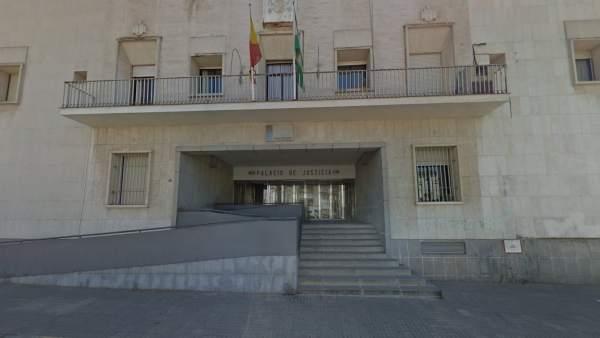 Juzgados de Huelva