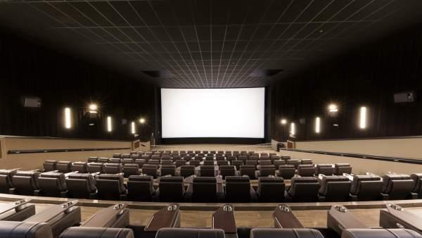 Una de las diez nuevas salas de cine de Algeciras