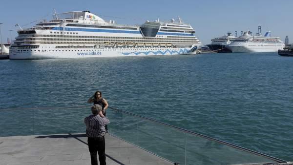 Crucero en Las Palmas de Gran Canaria