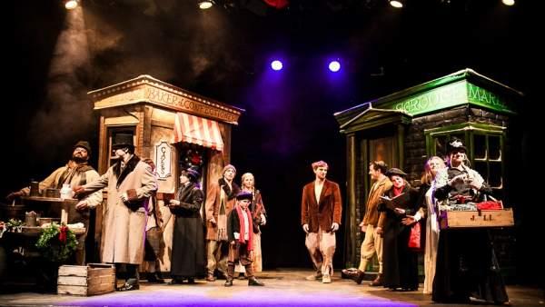 Obra teatral 'Christmas Carol'