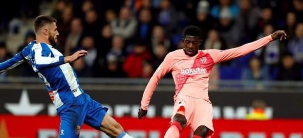 Ousmane Dembélé llega dos horas tarde al entrenamiento del Barcelona